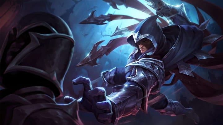 Talon is Patch 10.13's best mid laner for solo queue