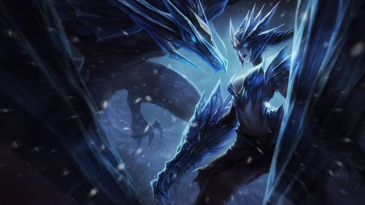 Shyvana is a C-tier jungler in League of Legends patch 11.1