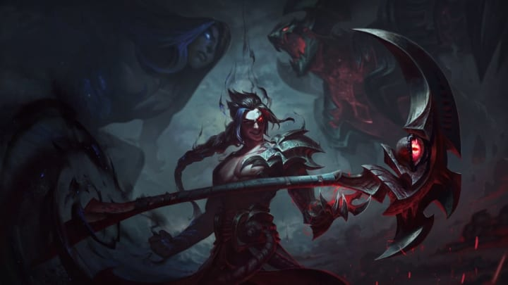 Kayn and Fiddlesticks receive buffs in League of Legends Patch 10.9.
