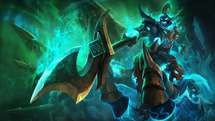 5 Best Junglers in League of Legends Patch 10.21