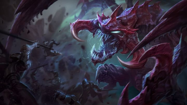 In League of Legends patch 11.6 we'll be seeing a major change coming to the top lane after the Stridebreaker nerf.