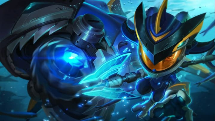 League of Legends Patch 10.19 is on the horizon, who ranks at the top of the mid lane?