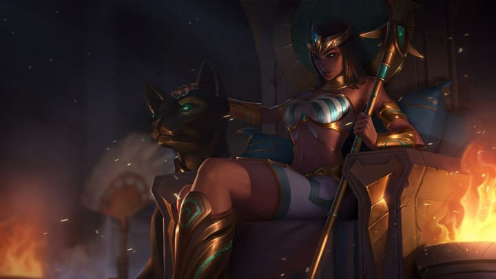 Junglers will remain relatively untouched in League of Legends Patch 11.12, these are the five best that will remain shining. | Photo by Riot Games