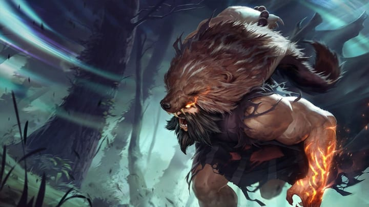 Udyr currently belongs in the jungle, not in the top lane.