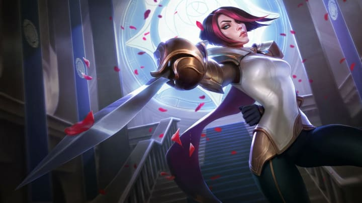 Fiora will rise in priority, as she is receiving buffs in Patch 11,4