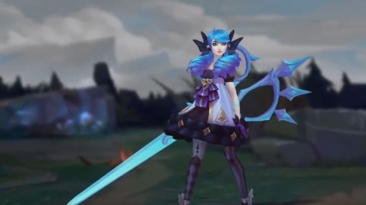 Items that benefit her attack speed and ability power are favored when building core items for Gwen.