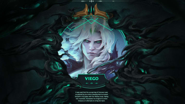 A series of champions related to Viego's return will be coming to the Summoner's Rift according to the post.
