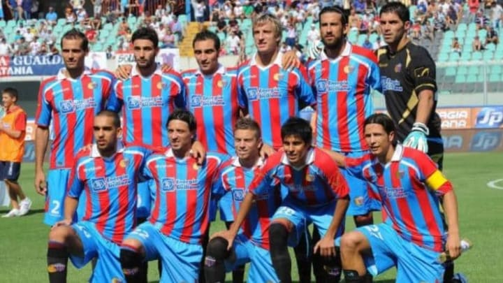 Catania albergó a mucho argentinos entre 2009 y 2010