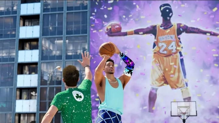 NBA 2K22 released for PlayStation 4, PS5, Xbox One, Xbox Series X|S, Nintendo Switch and PC (via Steam) on Sept. 10, 2021.