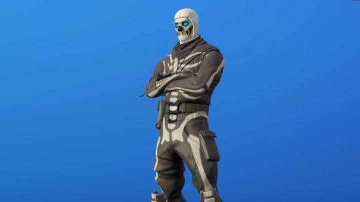 Skull Trooper Fortnite skin returns for the Halloween season which is just around the corner.