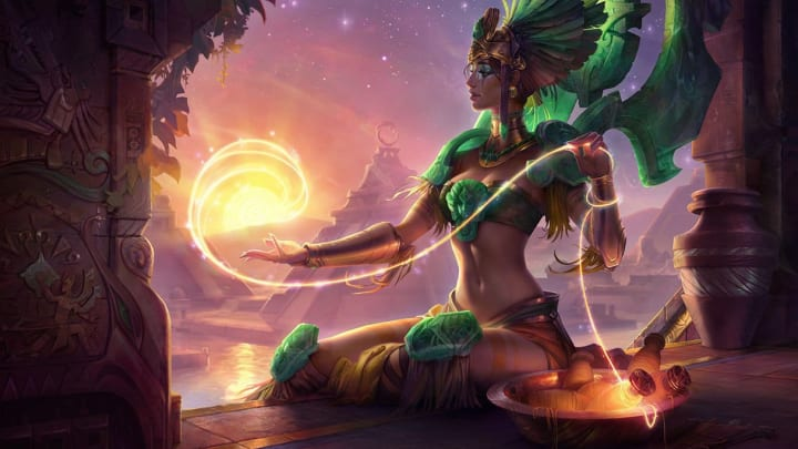 League of Legends Patch 10.21 gifts Aphelios with another buff, how will this change the tier list?