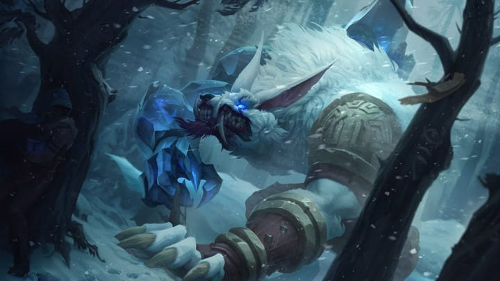 Warwick is an A-tier jungler in League of Legends patch 11.1