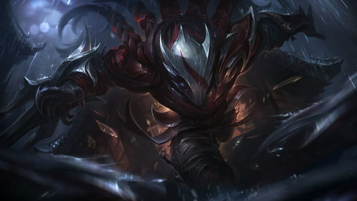 Talon received new buffs that place him at a higher tier.