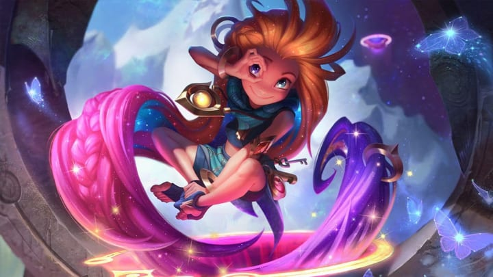 The cute but dangerous embodiment of all mischief is getting her own Arcanist Skin in the upcoming 10.13 League of Legends update.