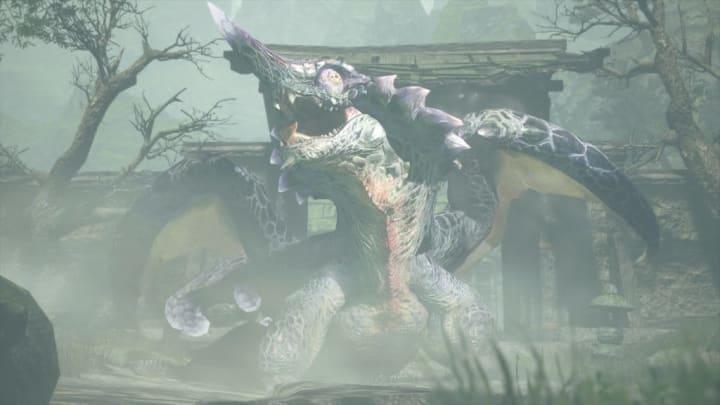 The Elder Dragon Chameleos