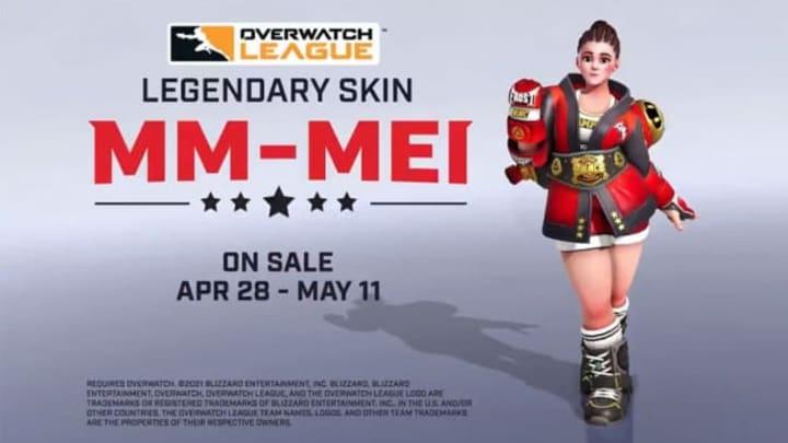 OWL's new skin, MM-Mei