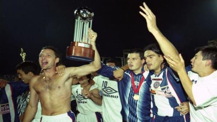 Talleres campeón de la Copa Conmebol 1999