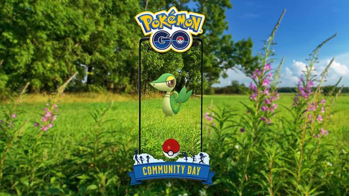 Snivy, Generation V Grass Type Starter Pokémon