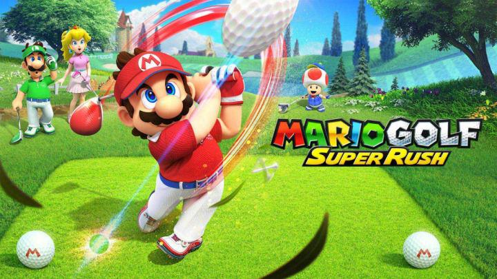 Mario Golf Super Rush Playable Characters
