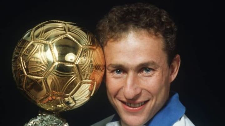 Papin, Ballon d'Or 1991