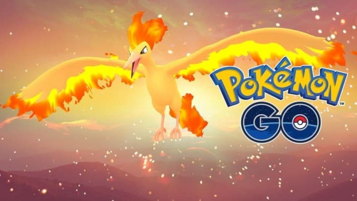 Take down Virizion with Moltres. A perfect combination of Flying and Fire type attacks.