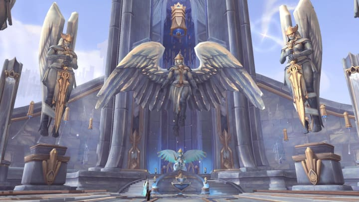 Elysian Hold, the Sanctum of the Bastion Covenant, Kyrian