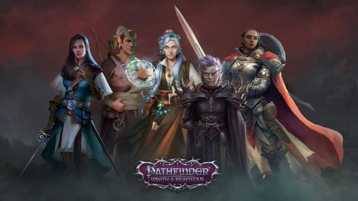 Pathfinder: Wrath of the Righteous character photo
