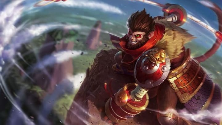 The Wukong rework goes live in League of Legends Patch 10.6