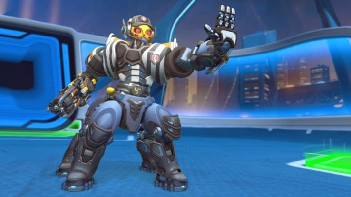 Refree Orisa released today in the Summer Games event