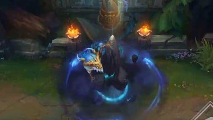 Storm Dragon Aurelion Sol