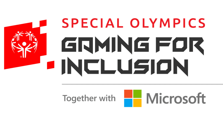Special Olympics and Microsoft have announced the inaugural Gaming for Inclusion event.