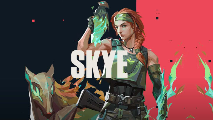 Skye, Valorant's newest agent has just been revealed