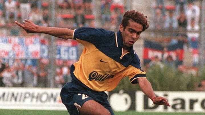 Guillermo, un jugador muy recordado por su aparición a fines de los '90