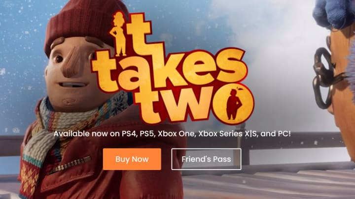 The game is available on different consoles, and takes around 11-15 hours.