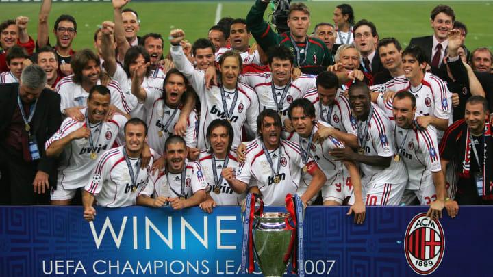 AC Milan luôn chơi tốt ở đấu trường Champions League