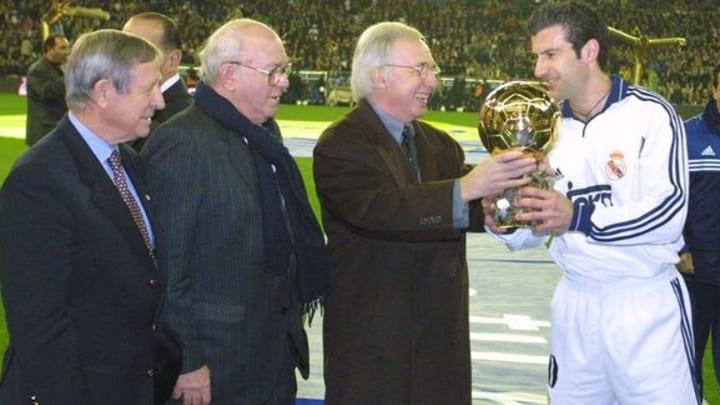 Figo, Ballon d'Or 2000