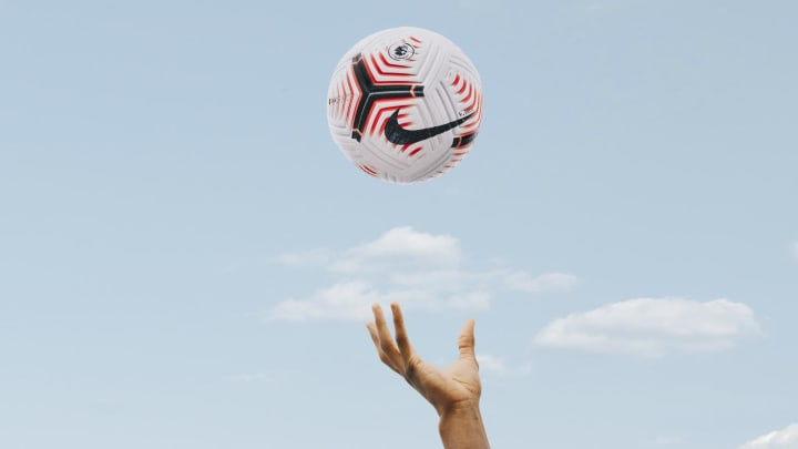 Nike Flight EPL 2020-21 Ball