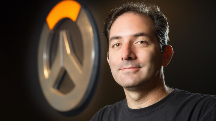 Overwatch game director Jeff Kaplan has thrown in the towel.