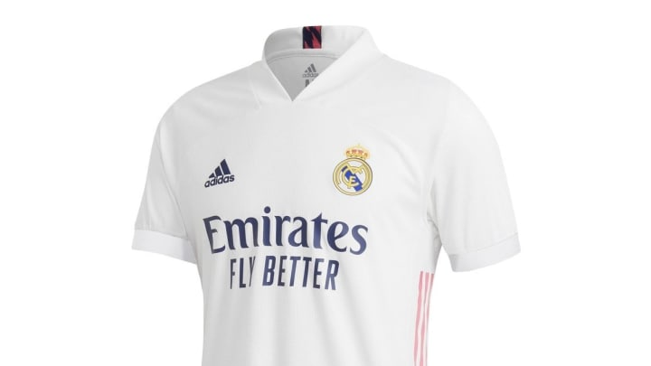 Camiseta del Real Madrid 2020/2021