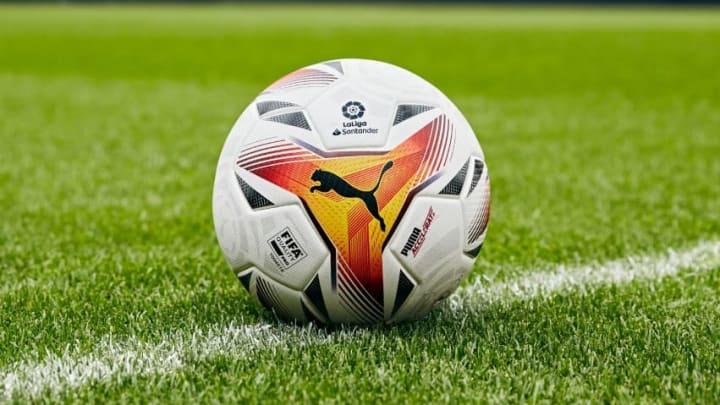 La Liga & PUMA have unveiled the new Accelerate ball