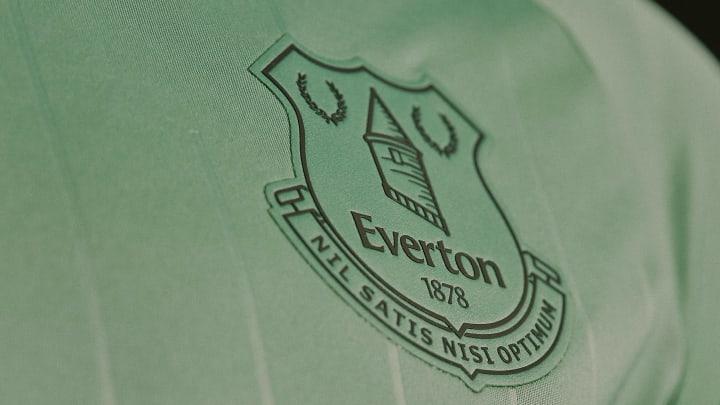 Everton Drop Stunning 2020 2021 Hummel Third Kit