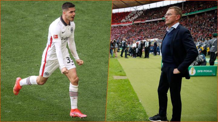 Hat André Silva eine Ausstiegsklausel oder nicht? Ralf Rangnick interessiert es nicht mehr