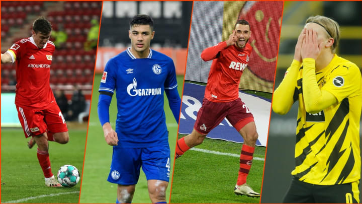 Kruse, Kabak, Shkiri & Haaland: Freud und Leid lagen weit auseinander an diesem 9. Spieltag