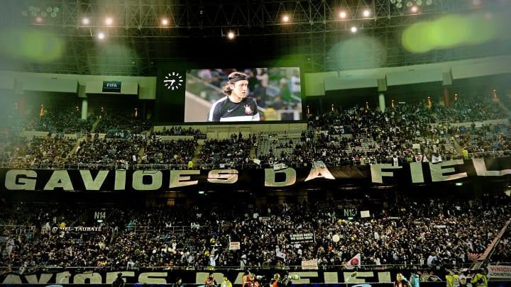 Cassio Corinthians Mundial de Clubes