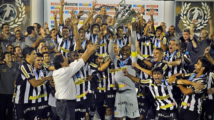 Botafogo campeao carioca Flamengo