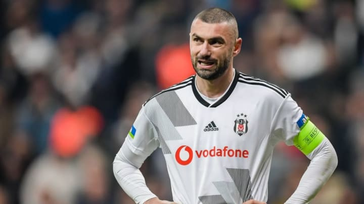 Burak Yilmaz va s'engager avec le LOSC