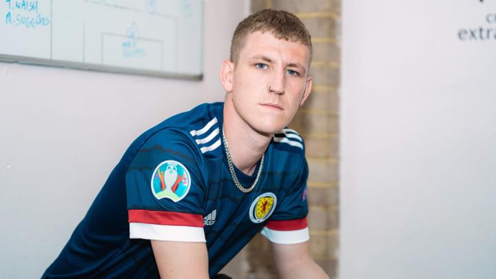 Scotland face England at Euro 2020