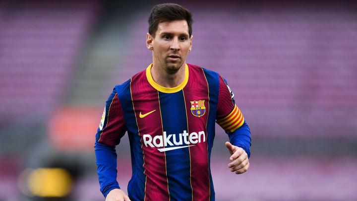 Messi y su amor por el Barcelona