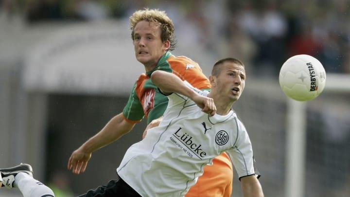Wattenscheid im Pokal-Duell mit Werder 2005