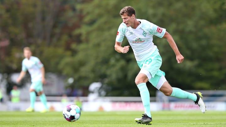 Patrick Erras spielte für Werder 2020/21 nicht mal 90 Bundesliga-Minuten